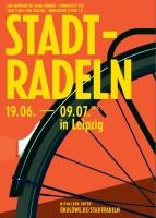Plakat Stadtradeln Leipzig