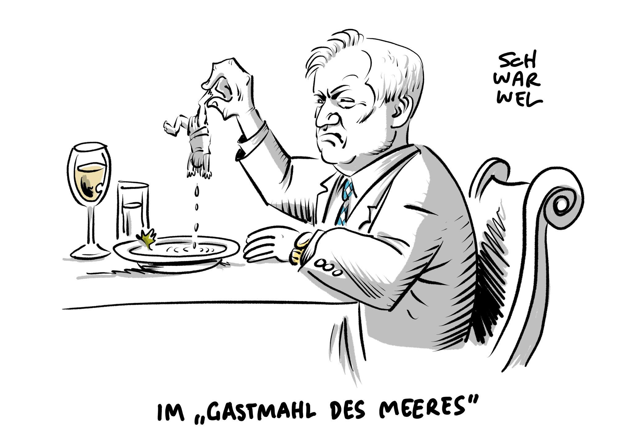 © Schwarwel 2018, www.Schwarwel-karikaturen.com
