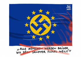 © Schwarwel, 2018, www.schwarwel-karikatur.com
