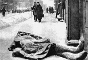 Blockade von Leningrad: 800.000 Tote in 872 Tagen von 1941 bis zum 27. Januar 1945